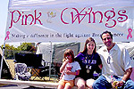 Brad Garrett & Courtney at 2005 Relay for Life